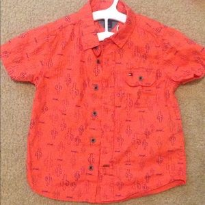 Toddler Tommy Hilfiger button down